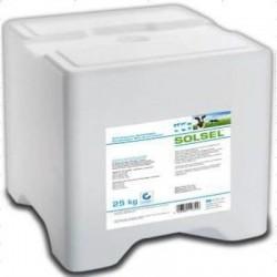 Pierre sel NATURAL - Aliment minéral SOLSEL