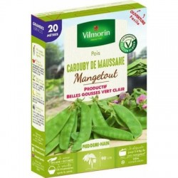 Pois mangetout CAROUBY DE MAUSSANE - VILMORIN