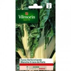 Poirée Verte à Carde Blanche 3 - VILMORIN
