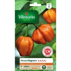 Piment MAGNUM - VILMORIN