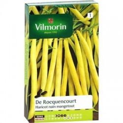 Haricot nain mangetout DE ROCQUENCOURT - VILMORIN