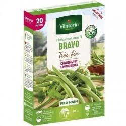 Haricot vert sans fil BRAVO - VILMORIN