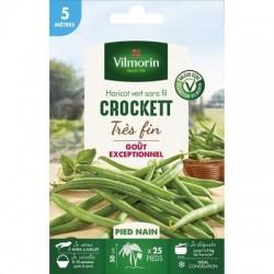 Conditionnement Haricot vert sans fil CROCKETT - VILMORIN
