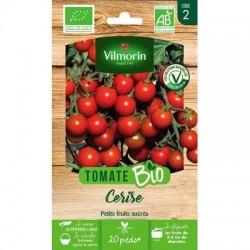 Tomate CERISE BIO - VILMORIN