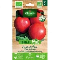 Tomate CUOR DI BUE (Cœur de bœuf) BIO - VILMORIN