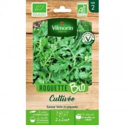 Roquette Cultivée BIO - VILMORIN