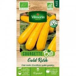 Courgette GOLD RUSH BIO - VILMORIN