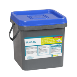 Désinfectant eau SANO O2 (1000 GALETS) - THESEO