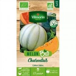 Melon CHARENTAIS BIO - VILMORIN
