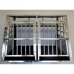 Cage Simple Inox - Chien Taille XXL