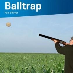 Pois protéagineux BALLTRAP non traité