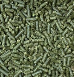 Luzerne déshydratée 17 BIO - Matière première en pellets