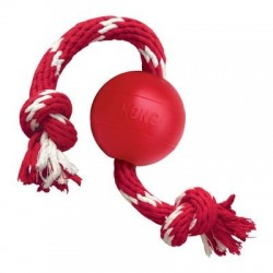 Balle KONG Ball with Rope